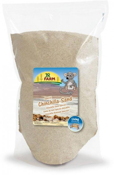 JR FARM Chinchilla-Sand Spezial - 1kg