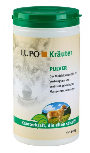 LUPOSAN Kräuter Pulver