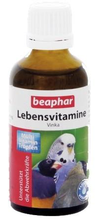 Beaphar Lebensvitamine Vinka - 50ml