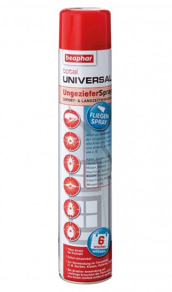 Beaphar Total Universal Ungeziefer Spray - 750 ml