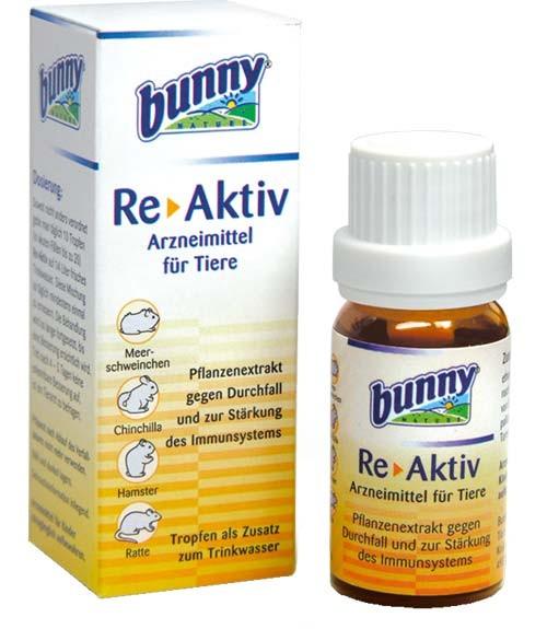 Bunny HealthFood Re-Aktiv - 10 ml