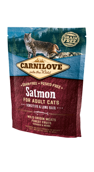 Carnilove Katze Adult Lachs Sensible, Salmon Sensitive