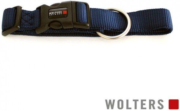 Wolters Halsband Professional Gr.XS 12-17cm marine