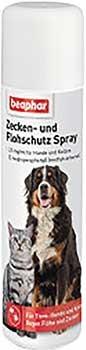Beaphar Zecken- und Flohschutz Spray - 250ml