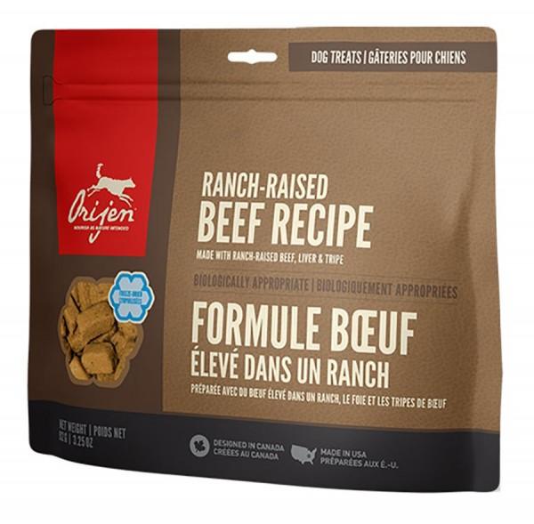 Orijen Hundesnack Treats RANCH-RAISED BEEF - Single Protein