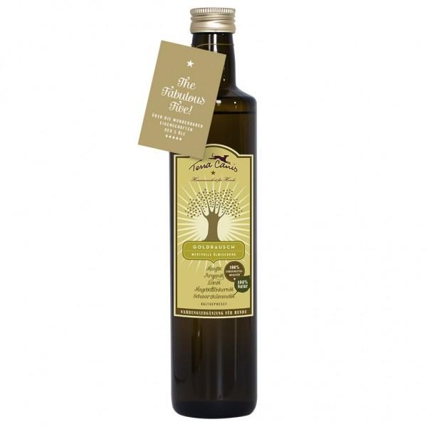 Terra Canis Goldrausch wertvolle Ölmischung - 250 ml