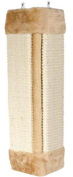 Trixie Kratzbrett für Zimmerecke 23 x 49 cm Natur/Beige