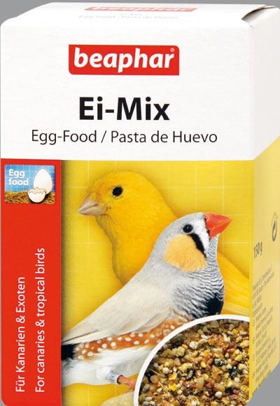 Beaphar Ei-Mix für Kanarien und exoten - 150g