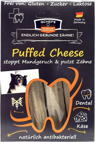 QCHEFS PUFFED CHEESE - 3er Pack