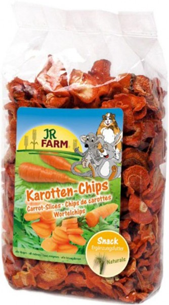 JR FARM Karotten-Chips - 125g