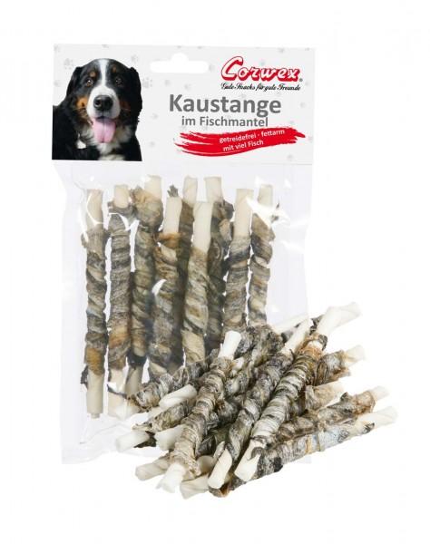 Corwex Hundesnack Kaustange im Fischmantel