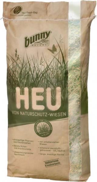 Bunny Heu von Naturschutz-Wiesen - 2kg