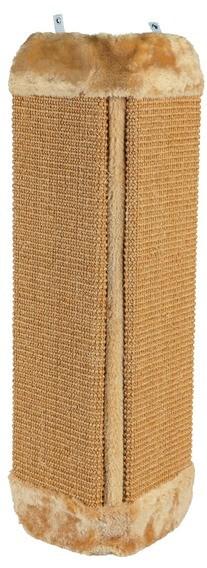 Trixie Kratzbrett für Zimmerecken in braun - 32 × 60 cm