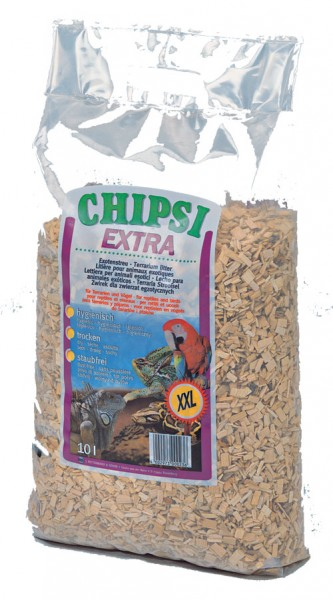 Chipsi Extra XXL Exotenstreu - 10 L (3kg)