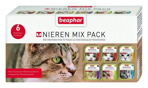 Beaphar Nierendiät Mix Pack - 6 x (6x100g)