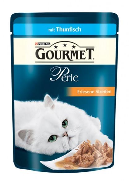 Gourmet Perle - 85g Thunfisch