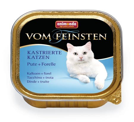 Animonda Vom Feinsten für kastrierte Katzen
