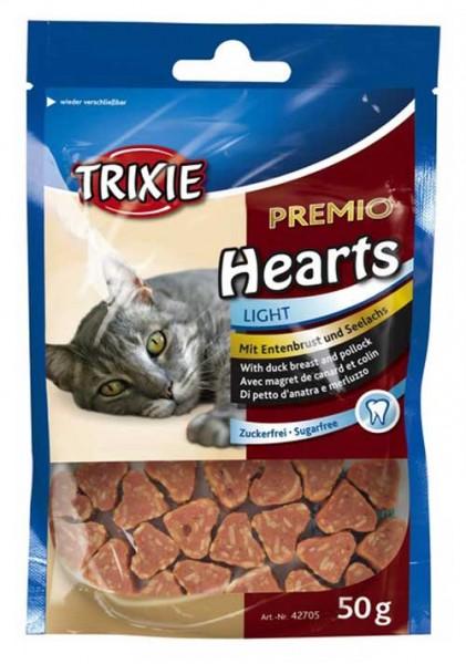 Trixie Katze PREMIO Hearts (Glütenfrei) - 50g