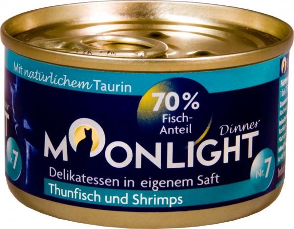 Moonlight Cat Nr. 7 Thunfisch und Shrimps