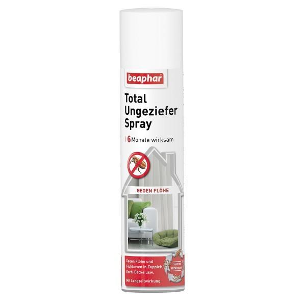 Beaphar Total Ungeziefer Spray 400 ml