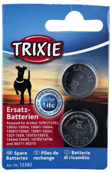 Trixie Safer Life Ersatzbatterien 13382 - 2 Stück