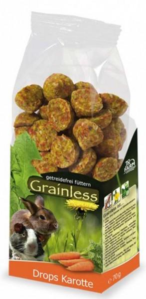 JR Grainless Grainless Drops Karotte - 140g