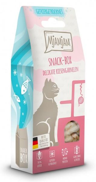 MjAMjAM - Snackbox Katze - delikate Riesengarnelen