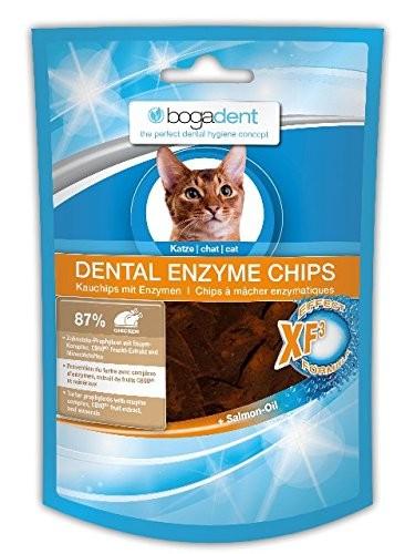 Bogadent DENTAL ENZYME CHIPS CHICKEN für Katze
