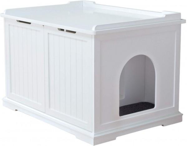 TRIXIE Katzenhaus für Katzentoilette 75 x 51 x 53 cm