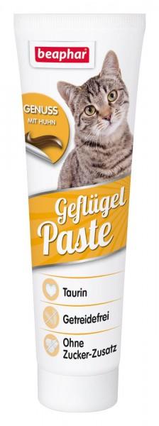 Beaphar Geflügell Paste für Katze - 100 g