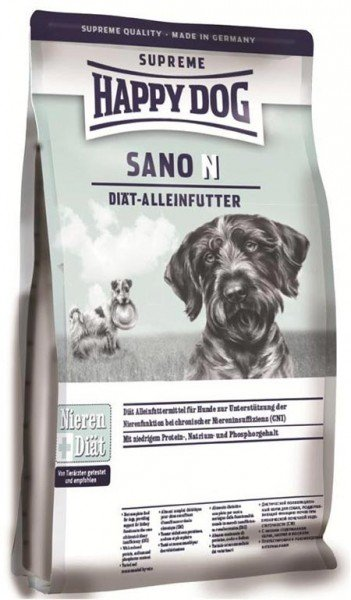 Happy Dog Sano N Diät - 7,5 kg
