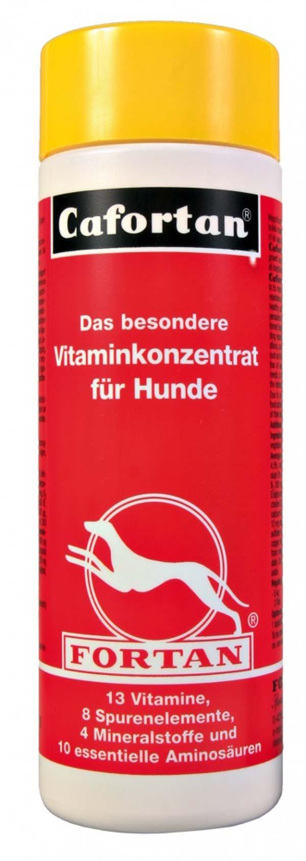 Cafortan Vitaminkonzentrat für Hunde - 300 g / 600 Tabletten   Ergänzungsfuttermittel   Hundefutter   Hund   brands4pets