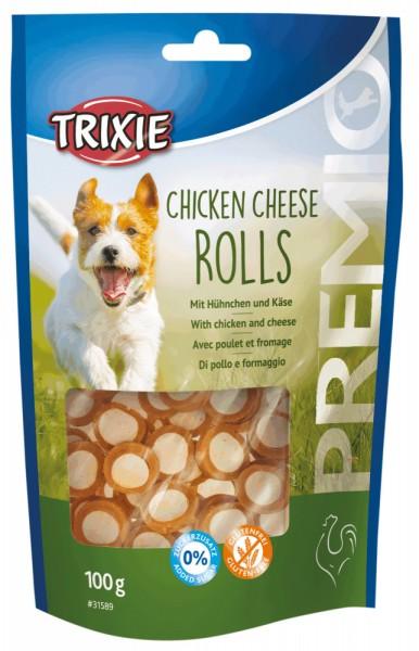Trixie Premio Rolls Chicken Cheese 100 g