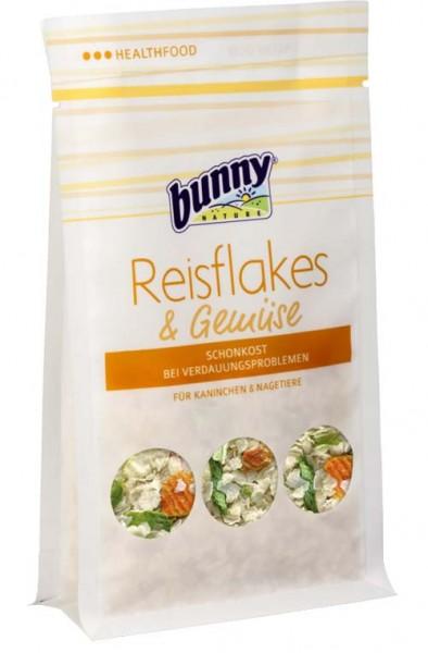 Bunny HealthFood Reisflakes & Gemüse - 80g