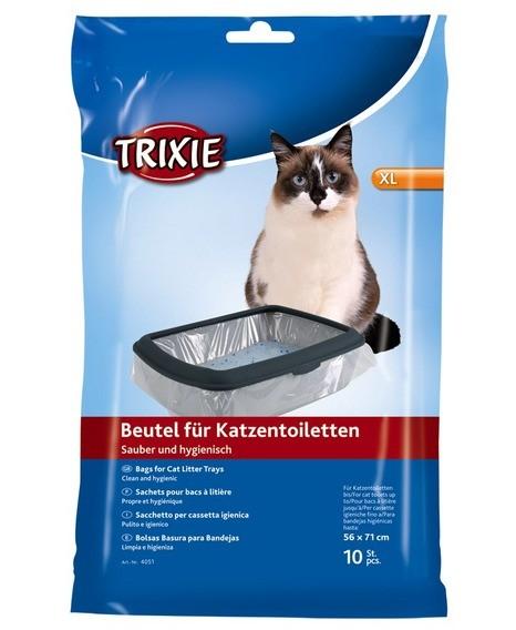 Trixie Beutel für Katzentoiletten XL - 10 Stück