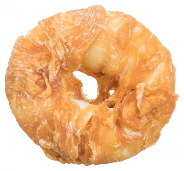 Trixie Denta Fun, Chewing Ring Chicken ø 6 cm, 2 Stück - 110 g