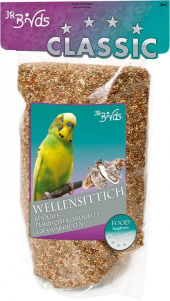 JR Birds Classic Wellensittich - 1kg