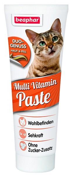 Beaphar Multi Vitamin Paste für Katze - 100 g