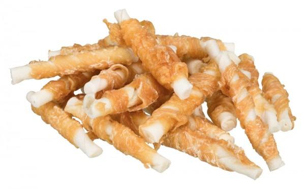 Trixie Denta Fun, Chewing Rolls Chicken 12cm, 6 Stück