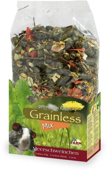 JR Grainless Mix Meerschweinchen - 650g