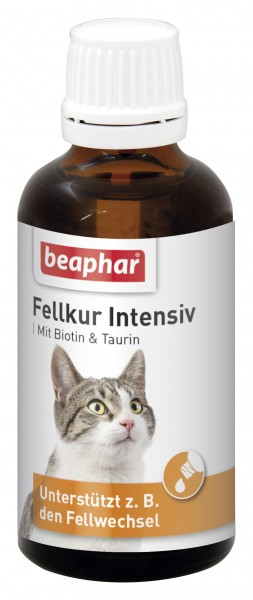 Beaphar Fellkur Intensiv - 50ml