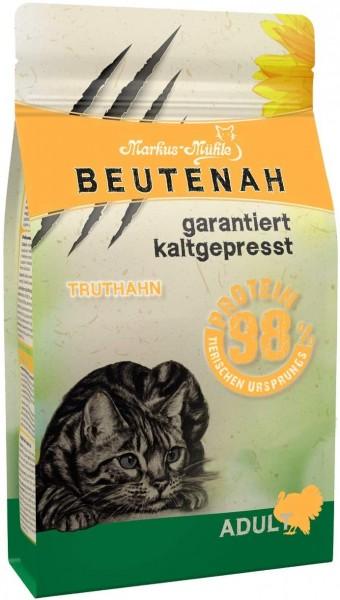 Markus Mühle Katzenfutter Beutenah, Truthahn - Kaltgepresstes Katzenfutter