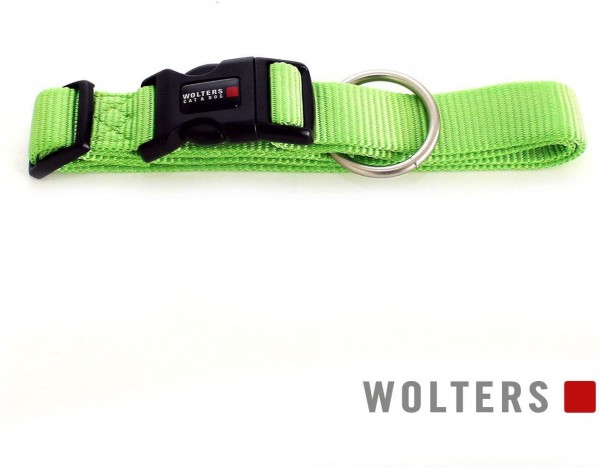 Wolters Halsband Professional Gr.S 18-30 cm kiwi