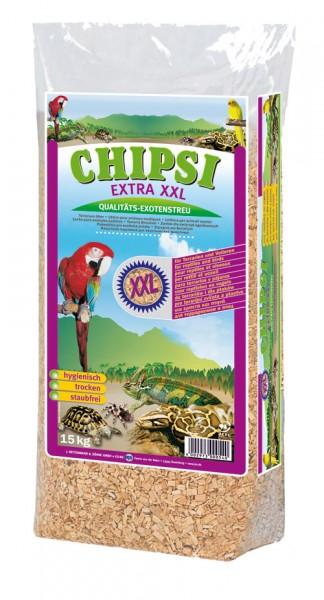 Chipsi Extra XXL Exotenstreu - 15kg