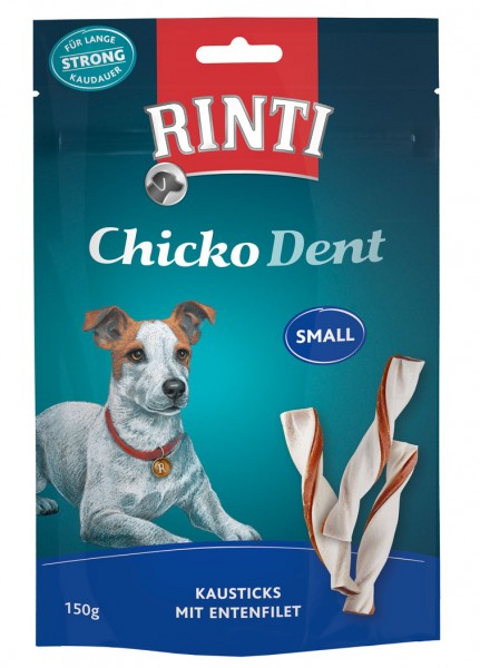 Rinti Extra Chicko Dent Small Kausticks Entenfilet Strong