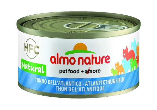 Almo Nature Katzenfutter HFC Natural mit Atlantikthunfisch