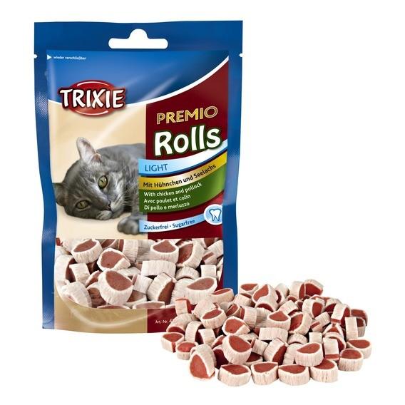 Trixie Katze PREMIO Rolls (Glütenfrei) - 50g