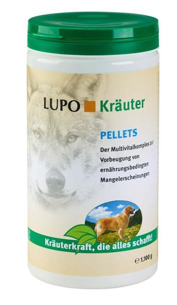 LUPOSAN Kräuter Pellets
