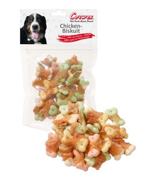 Corwex Hundesnack Chicken-Biskuit