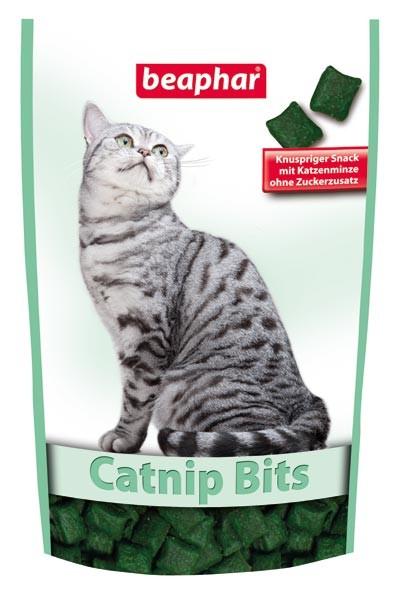 Beaphar Catnip Bits mit Katzenminze - 150g